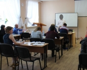 Central Asian Bible College Main Lecture Room