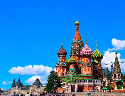 Pray for Russia – following stricter laws regarding missionary activity