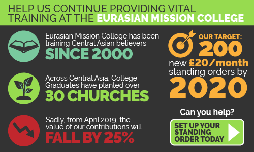 Help this vital ministry continue by setting up a standing order
