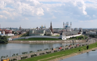 Summer in Kazan